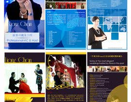 #1 cho Flyer Design for a professional Master of Ceremony bởi Ashishk08