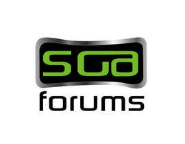 #14 untuk Logo Design for SGA Forums Automotive Site oleh Don67