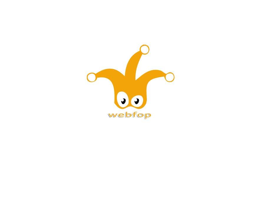 Inscrição nº                                         7                                      do Concurso para                                         Logo Design for webfop