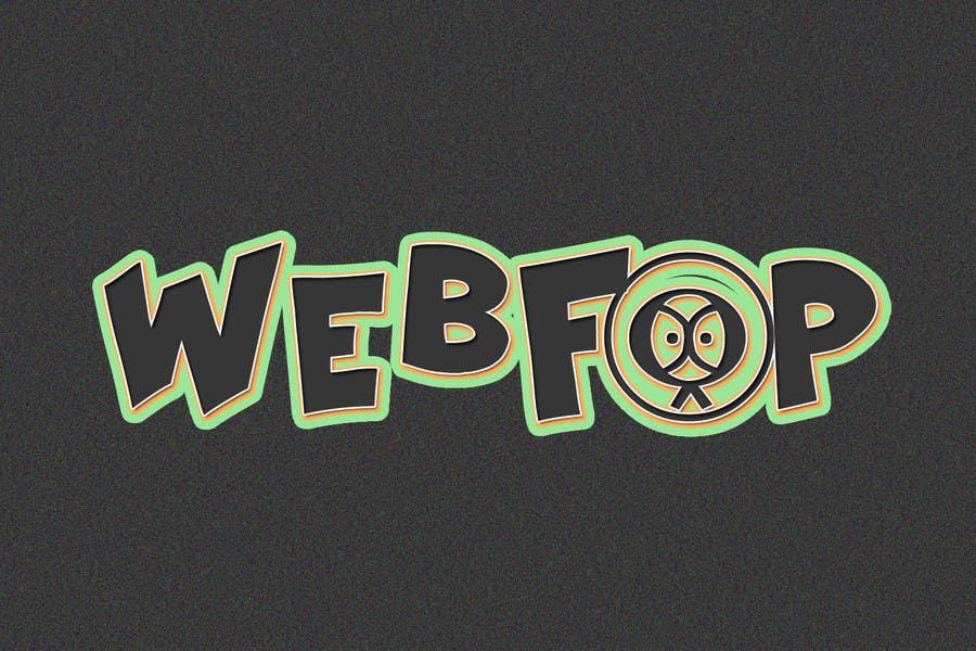 Konkurrenceindlæg #20 for Logo Design for webfop