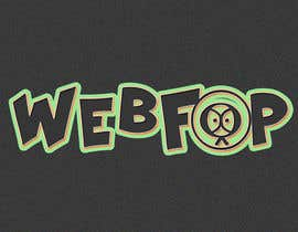 #20 for Logo Design for webfop af Ahsalihba