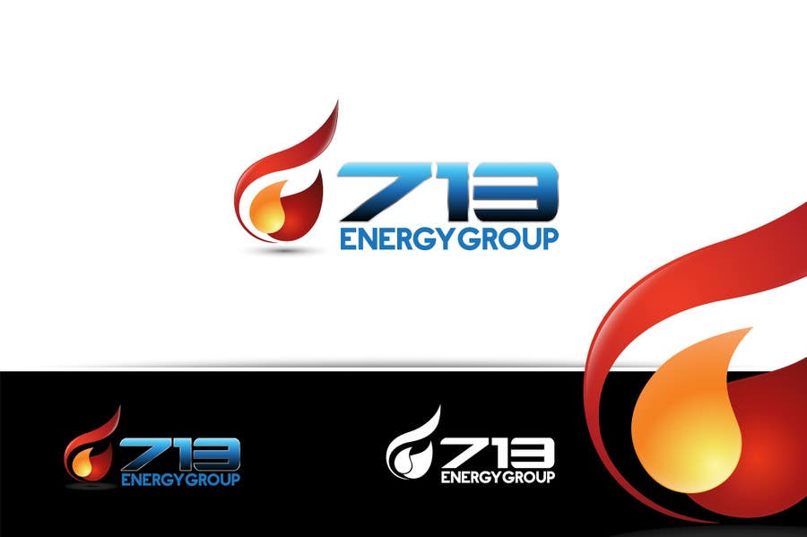 #103 for Complete Make Over, Logo, Website, Brochures, Flyers.  Start w/Logo,  713 Energy Group by aquariusstar