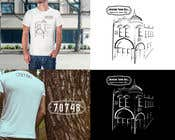 Graphic Design Contest Entry #51 for Historic Homes T-shirts