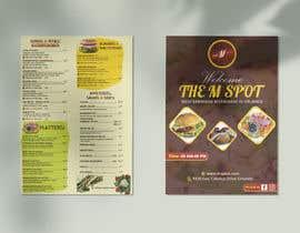 #18 untuk Create new restaurant menu ( for screen display & print) oleh Perfectgraphic11