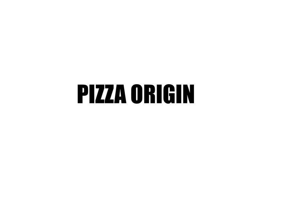 Penyertaan Peraduan #                                        94                                      untuk                                         design logo for pizza shop