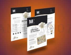 #6 untuk Design a mock up for a website about The New Milk Road oleh ANUPAM907