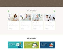 #11 for Design of a Learning Management System Website by shariarmuntakim3