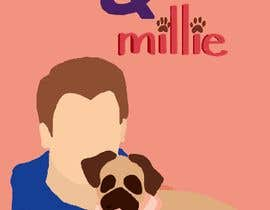 #5 for Make a graphic of my dog and I by ramanydeb