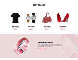 #46 για E-Commerce Landing Page design από modiprince
