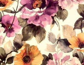 #8 für Erstellen Sie mir ein Blumenmuster von sharif106