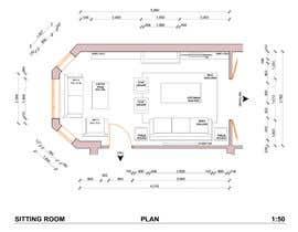 #10 untuk Furniture Placement oleh ssquaredesign