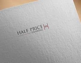 #85 untuk Design a Logo for Half Price Hearing oleh JaizMaya