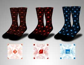 #10 for Code Sock Designs af Andres25Reyes