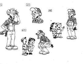#9 for Childrens book illustrator by ecomoglio
