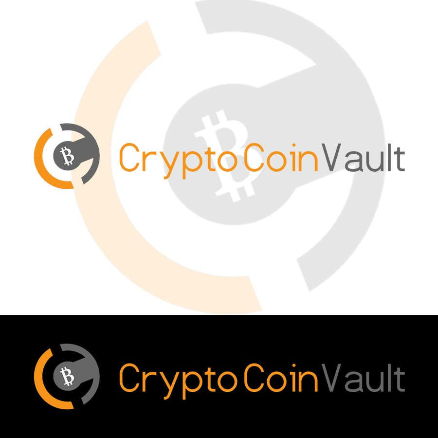 Bài tham dự cuộc thi #                                        24                                      cho                                         Design a Logo for Crypto Coin Vault