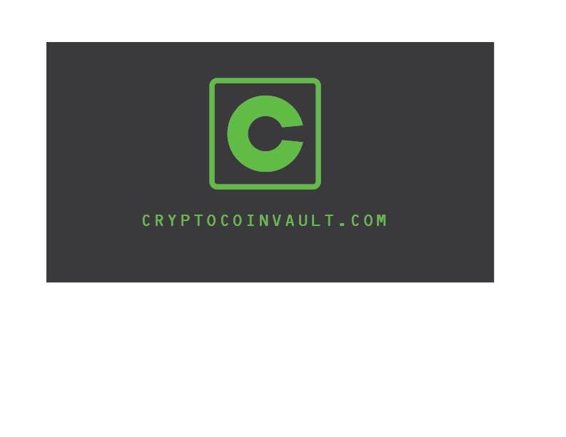 Bài tham dự cuộc thi #                                        34                                      cho                                         Design a Logo for Crypto Coin Vault