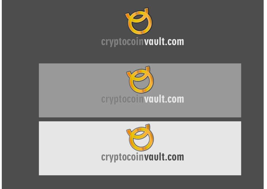 Bài tham dự cuộc thi #                                        63                                      cho                                         Design a Logo for Crypto Coin Vault