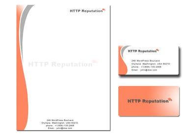 Graphic Design Contest Entry #26 for Business Card and letter head Design for httpreputation
