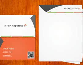 #10 untuk Business Card and letter head Design for httpreputation oleh amitpadal