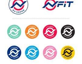 #747 cho Design logo for a new gym bởi cbertti