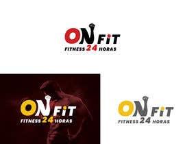 #709 for Design logo for a new gym by marashel95