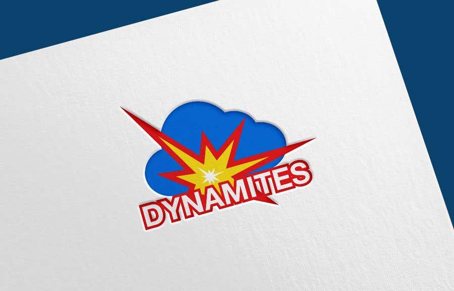 Bài tham dự cuộc thi #124 cho Team Logo - Dynamites