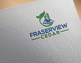 #101 for Fraserview cedar Logo by mnahidabe