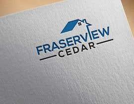 #103 for Fraserview cedar Logo by mnahidabe