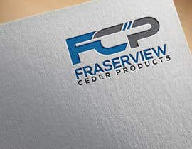 #169 for Fraserview cedar Logo by tannu0326