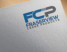 #170 for Fraserview cedar Logo by tannu0326