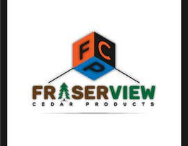 #187 cho Fraserview cedar Logo bởi IrtezaAliSaadat