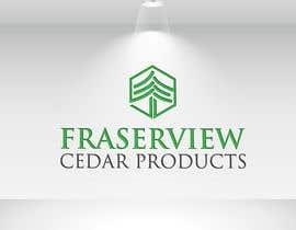#181 para Fraserview cedar Logo por salmanrohman2017