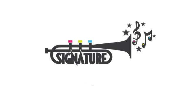 Bài tham dự cuộc thi #166 cho Signature logo