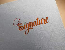 #171 for Signature logo by kawshair