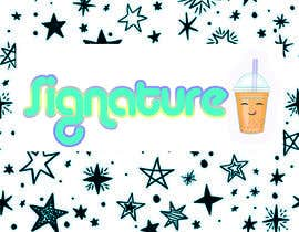 #169 for Signature logo by silvinalu
