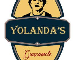 "#1 pёr Logo Design for ""Yolandas Guacamole"" nga Win112370"