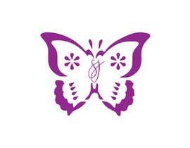 #55 for Her initials are SJ. She loves butterflies and the color purple and she's the boss. by Ansabi1964