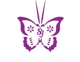 #56 for Her initials are SJ. She loves butterflies and the color purple and she's the boss. by Ansabi1964