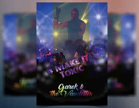 #23 for Create a Concert Poster - Garek & the Vaudettes by Nayem50847