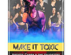 #22 for Create a Concert Poster - Garek & the Vaudettes by Muhib10