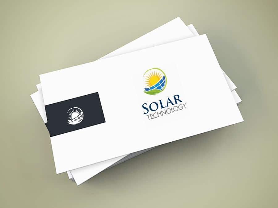 Contest Entry #22 for Design Logo for Solar technology