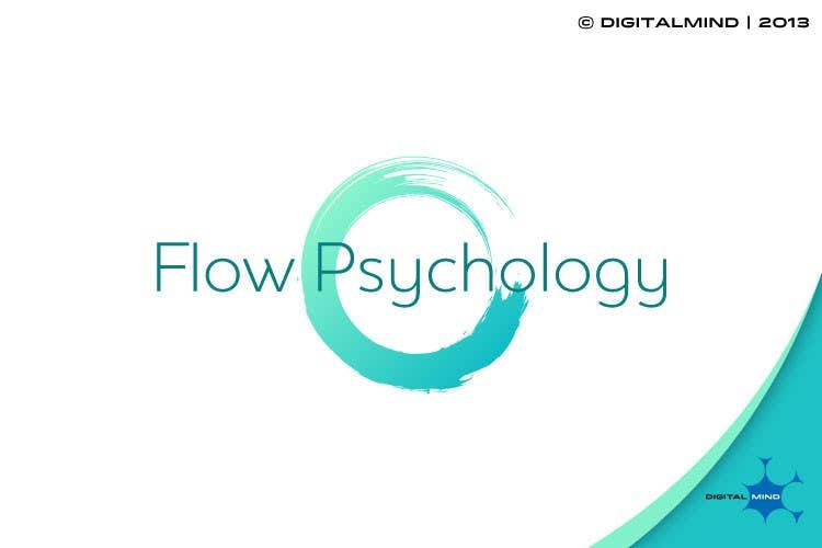 Inscrição nº 21 do Concurso para Logo Design for Flow Psychology