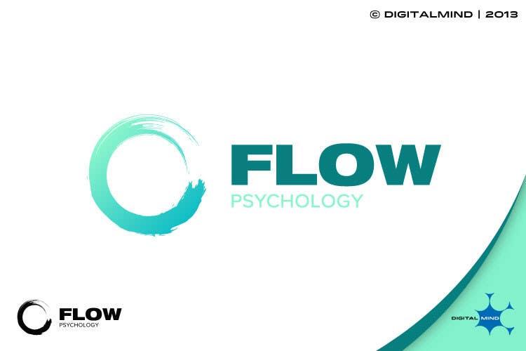 Inscrição nº 27 do Concurso para Logo Design for Flow Psychology
