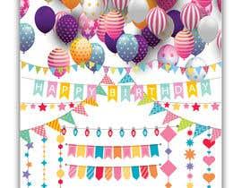 Nro 1 kilpailuun design birthday party decorations käyttäjältä deepakshan