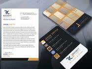Graphic Design Konkurrenceindlæg #21 for Company Stationery Designed