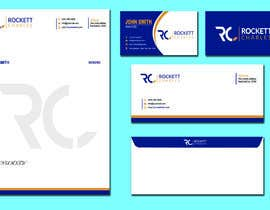 #24 for Company Stationery Designed af Milonsa1111