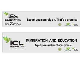 Nro 6 kilpailuun Design a Signboard for our Immigration Business käyttäjältä ExpertSajjad