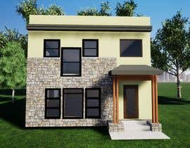 #73 for House exterior design - Elevation plans by rizd