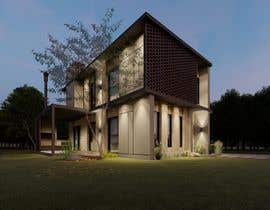 #71 for House exterior design - Elevation plans by nic147