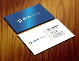 #1091 for business card design by tanvirhaque2007